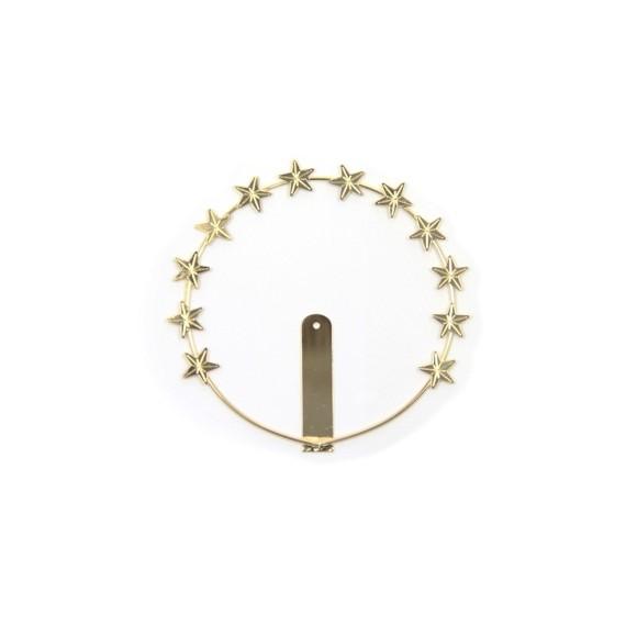 CS13601 - Resplendor p/ Coroa (n° 01) - 9x9cm