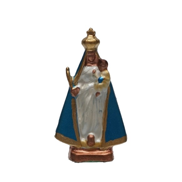 IM8913 - Imagem N. Sra. da Penha Metal - 5x3cm