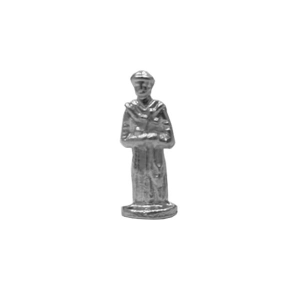 IM88407P3 - Imagem Miniatura São Geraldo (Bolso) Metal - 2,5X0,8cm