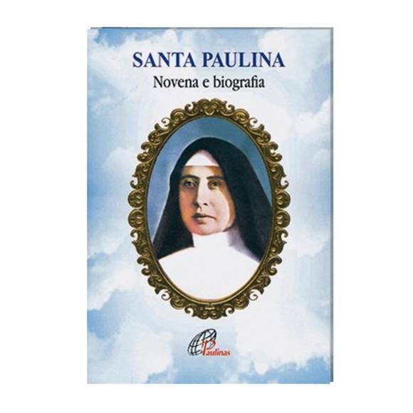 LI47109 - Novena Santa Paulina - 13x9cm