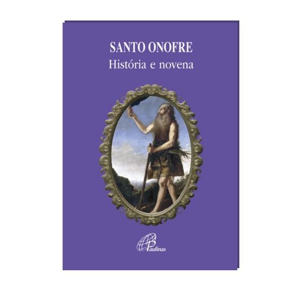 LI47205 - Novena Santo Onofre - 13x9cm