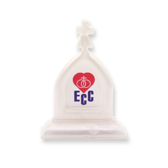 CP49001 - Capela ECC - 7x5cm