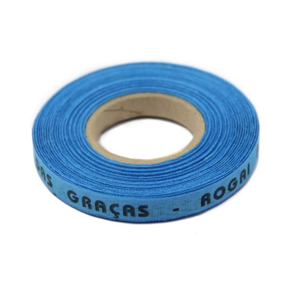 RF141013 - Rolo de Fita N. Sra. Das Graças Azul Royal