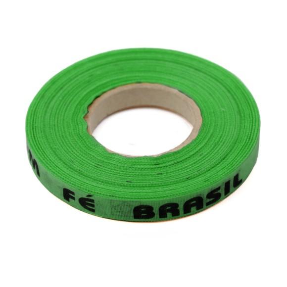 RF18004 - Rolo de Fita Brasil Verde Bandeira