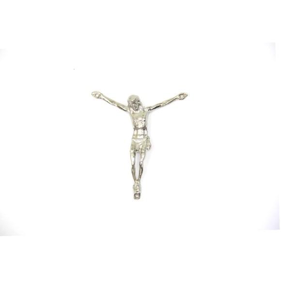 CW831003P2 - Jesus Cristo Metal Níquel c/ 2un. - 5X6cm