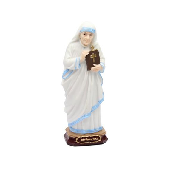 IM1740033 - Imagem Madre Teresa de Calcutá Resina - 22x7,5cm