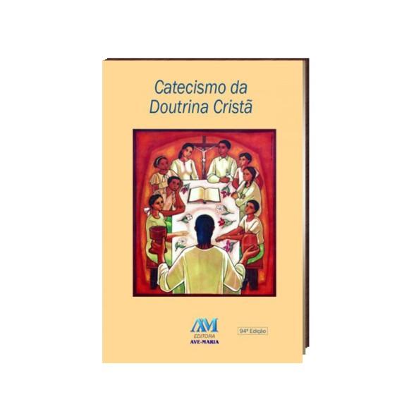 LI11660 - Catecismo da Doutrina Cristã - 15x10cm