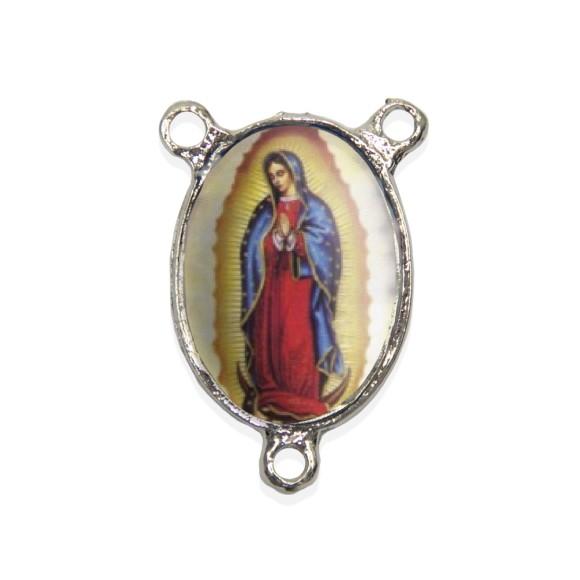 ET1682005 - Entremeio N. Sra. De Guadalupe Resinado - 3,7x2,5cm