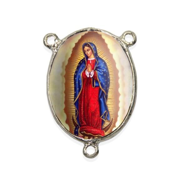 ET1690005 - Entremeio N. Sra. De Guadalupe Resinado - 4,5x3cm