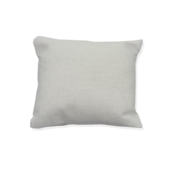 AL75002 - Almofadinha Branca - 10x7cm