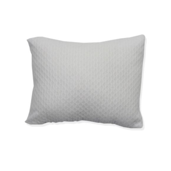 AL75003 - Almofadinha Branca - 10x7cm