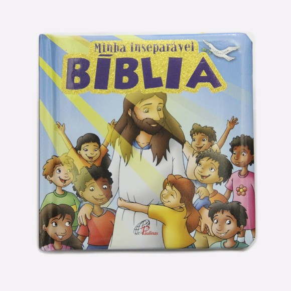 BI1570 - Minha Inseparável Bíblia - 16,5X6,5cm