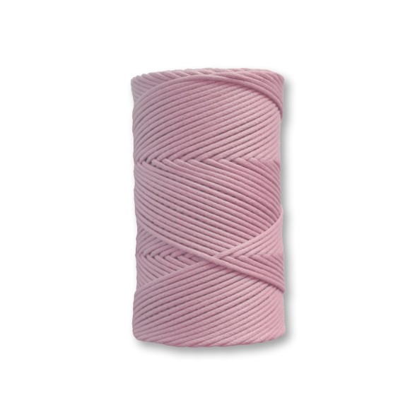 COM540011 - Fio Encerado Rosa Bebe - 1mm