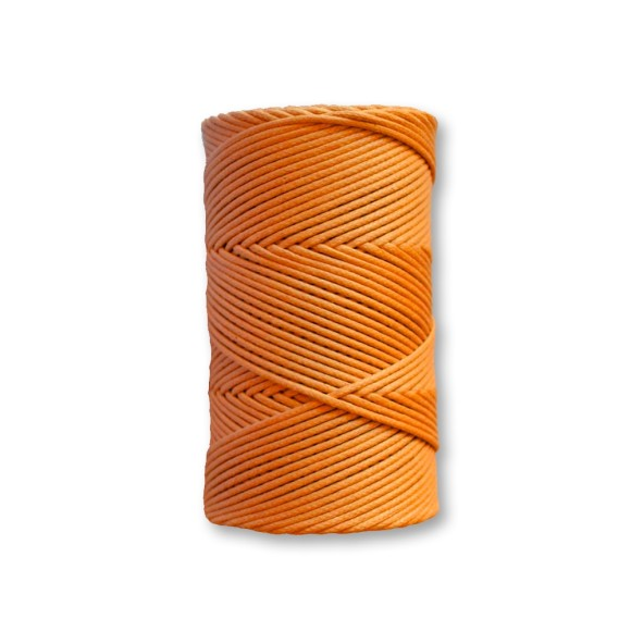 COM540023 - Fio Encerado Laranja - 1mm