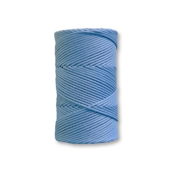 COM540037 - Fio Encerado Azul Claro - 1mm