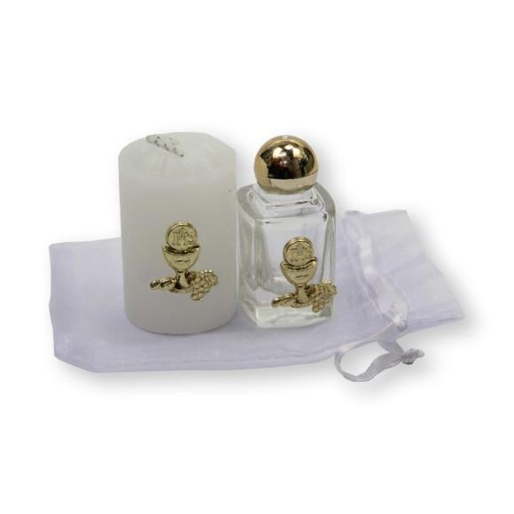 KT75061 - Kit Primeira Eucaristia Dourado
