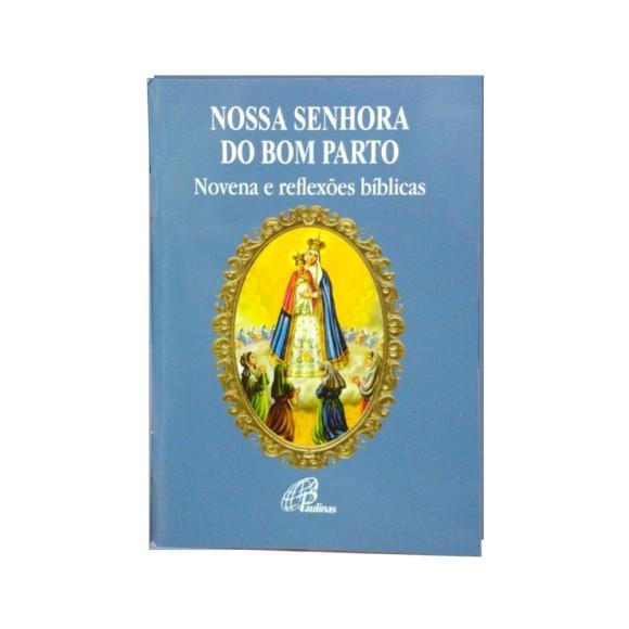LI47111 - Novena N. Sra. Do Bom Parto - 13x9cm